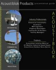 Acoustiblok Technical Reference Binder