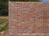 Acoustifence Landscapes - Red Brick